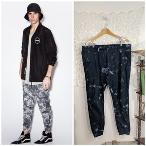 SALE TODAY ONLY Publish navy blue tie dye joggers